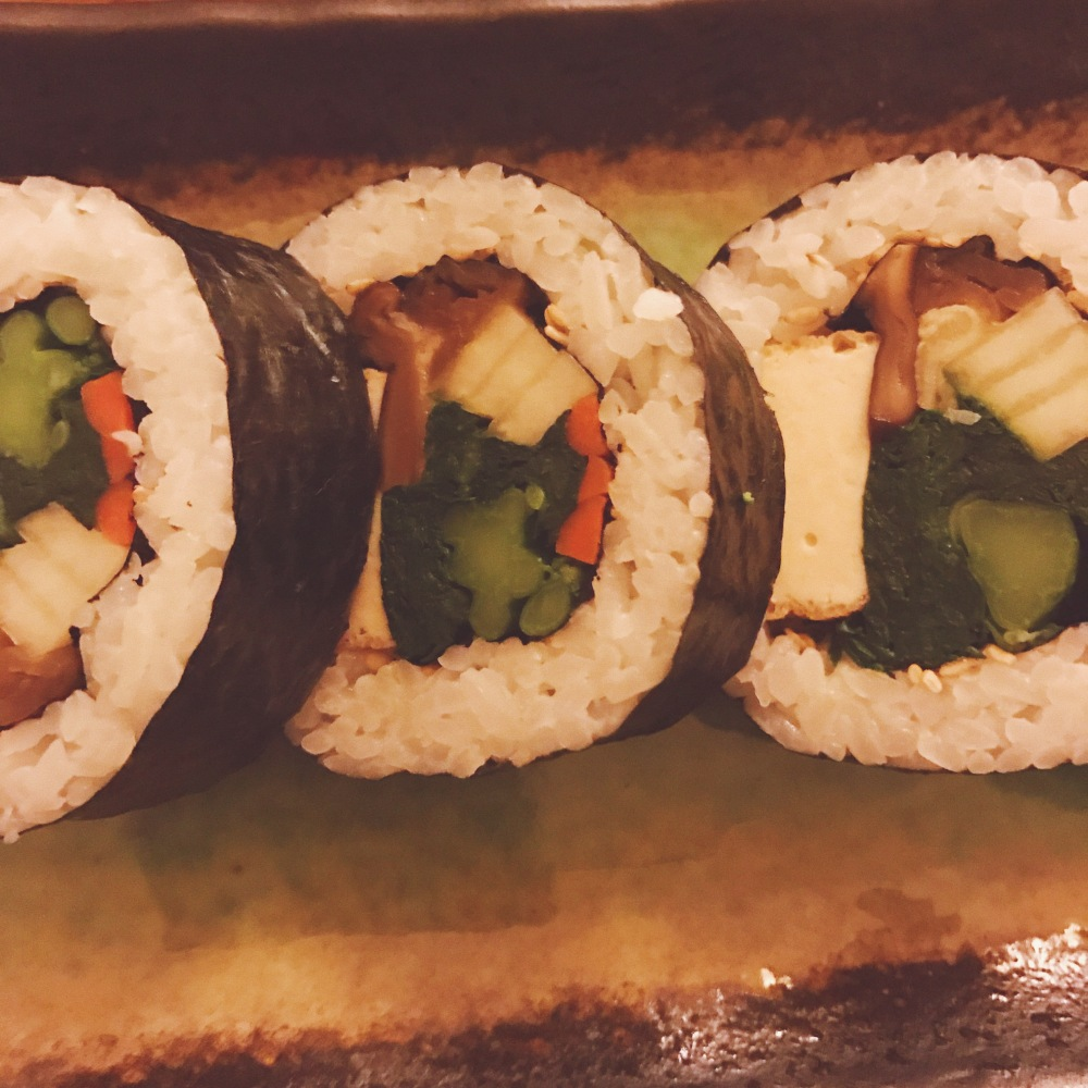 vegan roll